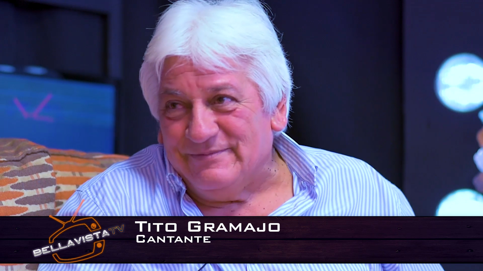 Tito Gramajo en Bella Vista TV